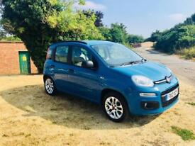 FIAT PANDA 1.2 EASY, FSH, MOT July 2019, Looks and drives superb (turquoise) 2012