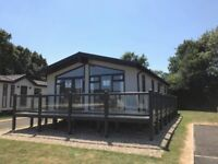 Static Caravan Lodge for sale in the New Forest in Hampshire, near Bournemouth