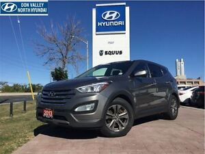 2013 Hyundai Santa Fe PREMIUM AWD - REAR VIEW CAMERA