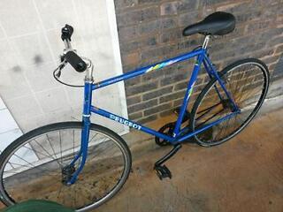 bike , singlespeed, peugeot frame 60cm