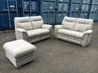 Parker Knoll Hudson Suite Nearly New Immaculate Condition Possible Delivery