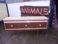 Sideboard beautiful Retro Style Delivery Available