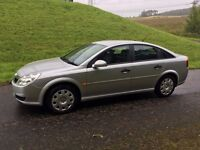 Vectra 1.9 Diesel (58 Plate) with 12 months MOT- £1350