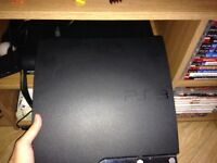 PlayStation 3 (PS3) plus games and accessories