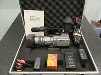 Sony VX 2100 Semi Pro Camcorder. As new in mint condition!