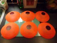 Sport football cones dividers etc