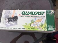 Qualcast quick exchange scarifier 35cm