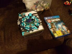 Large LEGO DIMENSIONS DISCS ONLY BUNDLE