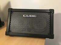 Roland Cube Street Amp (With Power Lead and Free Fender Jack)