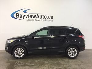 2017 Ford ESCAPE SE- 4WD! ECOBOOST! PANOROOF! SYNC! REV CAM!