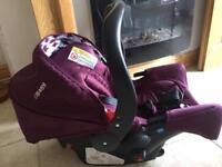 Obaby car seat