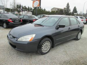 2005 Honda Berline Accord DX AUTOMATIQUE