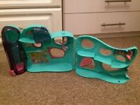 my littlest pet shop playful paws pet daycare