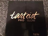 Tarte highlight and contour pallet