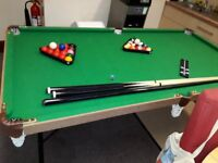 Snooker table - Good condition
