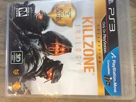 Kill zone Trilogy for PS3