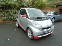 Smart Fortwo Passion Coupe 2008 (08)