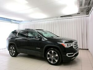 2017 GMC Acadia SLT AWD 6PASS SUV w/ LEATHER, ALLOYS, NAVIGATION