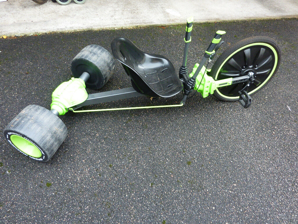 Huffy Green Machine drifter/slider Trike