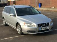 2010 VOLVO V70 SE 1.6 D DRIVE AMAZING CAR FULLY LOADED 60MPG CHEAP TAX V50