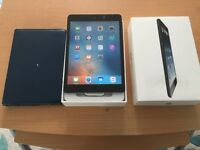 iPad mini tablet with box