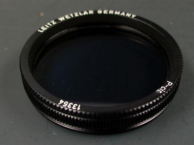 Serie Vii Filter (Leitz P-cir Filter Serie VII Einschraubgewinde 13354 z.B. für das alte R 2,8/90)