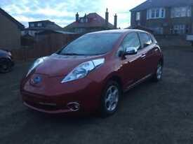 2014 Nissan Leaf 24KWh Electric Car