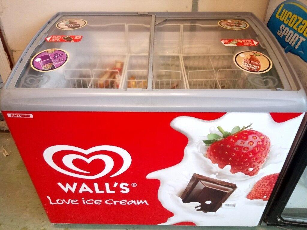 Walls ice cream freezer. | in Waterlooville, Hampshire