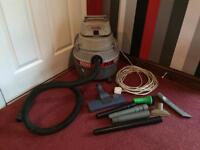 Hoover, ideal car, DIY, garage, workshop vacuum cleaner