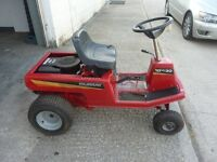 Murray Lawn tractor project (Newick)