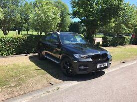 BMW X6 4.0D 2012 3RD SEAT-PART EX?
