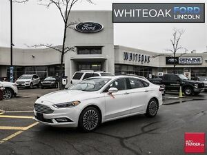 2017 Ford Fusion SE, CERTIFIED PRE-OWNED PROGRAM