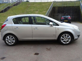 AUTO VAUXHALL CORSA 1.4 DESIGN 16V TWINPORT 5d ++ FULL YEAR MOT FULL SERVICE RECORD (7 STAMPS)