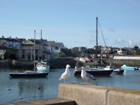 Budget short breaks , Cemaes Bay , Anglesey . ( prices from £25 per night - min. 2 nights )