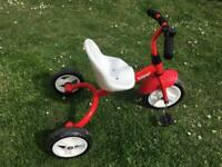 Red Boppi Tricycle in very good condition