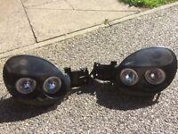 Subaru bug eye lights