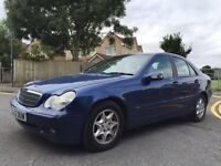 MERCEDES C220 DIESEL AUTOMATIC FAULTY GEARBOX NEW MOT