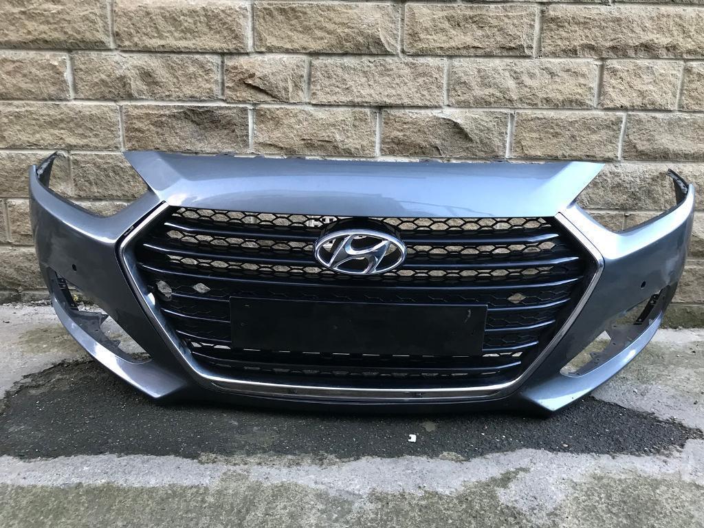 hyundai i40 2016 front bumper