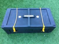 "Hardcase HN36W 36"" Hardware Case With Wheels"