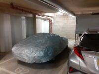 ALLOCATED CAR PARKING SPACE IN SECURE UNDERGROUND CAR PARK - PUTNEY