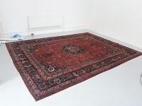 used handmade persian rug / carpet