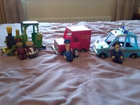 Postman Pat toys for sale