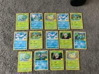 Pokemon 25th Anniversary McDonald's cards. 2 shiny and art prints.