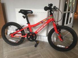 Saracen Bolt 16 inch Aluminium Bike