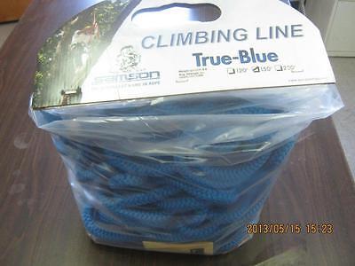 Tb12120 True Blue Arborist Climbing Rappelling Rope 120 Feet