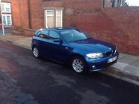 2005 05reg BMW 118d Special Edition Blue Good Runner