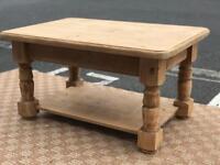 Pine Coffee Table (@07752751518)