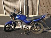 Yamaha YBR 125 for sale!