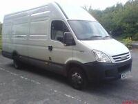 Man and Van House Removal & Delivery Service Ayrshire 07707552665