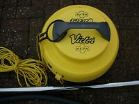 VICTOR Heavy duty (Henry type) Hepa vacuum cleaner. Nearly New